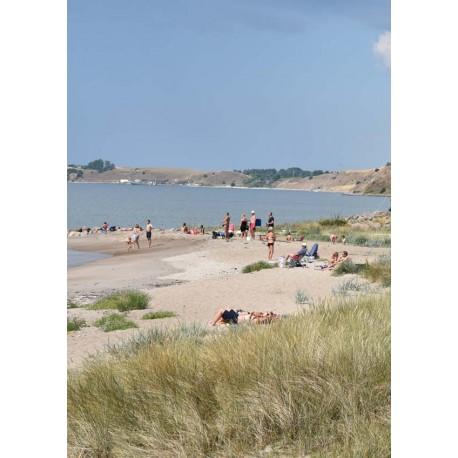 Beach photo poster | Tavla, print med fotografi - Spoca