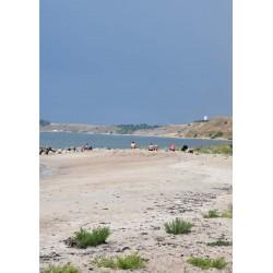 Quiet beach poster | Snygga tavlor med fotokonst - Spoca