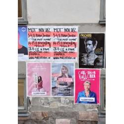 Posters on wall poster | Cool tavla till köket - Spoca