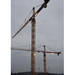 Cranes over Slussen poster | Trafikplats Slussen - Spoca