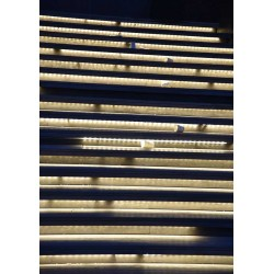 Light in the stairs poster | Abstrakt fotokonst - Spoca