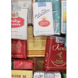 Retroposters | Vintagetavla med cigarettpaket - Spoca
