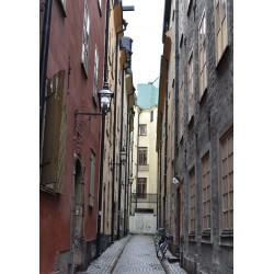 Stockholm vintageposter Gamla stan | Retroposters - Spoca