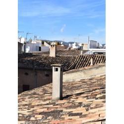 Rooftop Mallorca poster. Fotokonst från Mallorca - Spoca