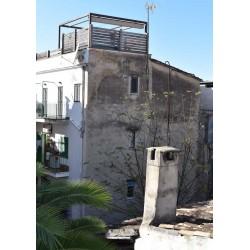 Rooftop Palma poster. Fotokonst från Mallorca - Spoca
