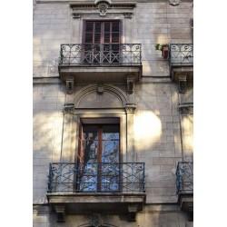 The light on the wall poster. Fotokonst från Mallorca - Spoca