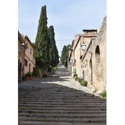Lots of steps poster. Fotokonst från Mallorca - Spoca