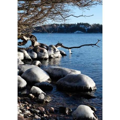 Snygga tavlor av skärgården i Stockholm - Spoca
