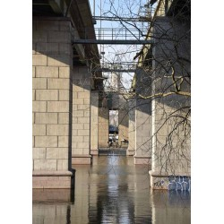 Liljeholmsbron. Coola tavlor från spoca edition