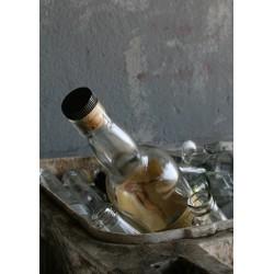 Poster med foto på flaskor | Fin tavla till köket