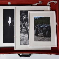 Tavlor med fotokonst - Racerbilen Bentley - Spoca