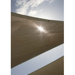 Himmel och sol affisch. Fin fototavla med intressant ljus