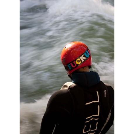 Tavla, poster med cool surfare. vacker print