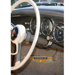 Tavla med fotokonst av sportbilen Porsche - Spoca