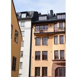Posters, tavlor Stockholm. Motiv från städer