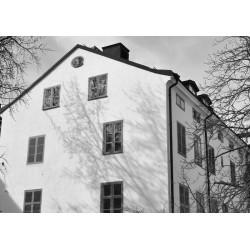 Svartvita posters, tavlor Stockholm. Motiv från städer