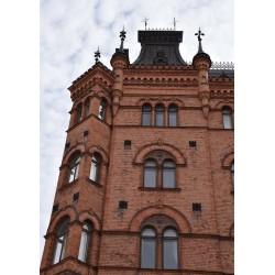 Tegelhuset posters. Stockholmsmotiv - Spoca