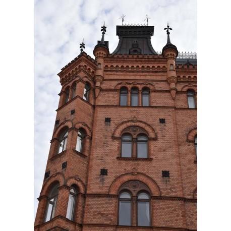 Tegelhuset posters. Stockholms poster