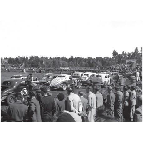 Poster, Stockcar racing