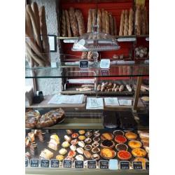 Poster Vackra bakverk. Kökstavlor bröd. Affischer och prints till kök