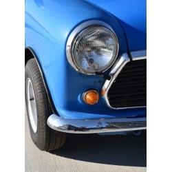 The big little car poster. Fotokonst - Mini 1000 - Spoca