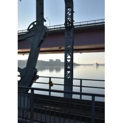 Fotoposter av Lidingöbron. Personlig konst i posters och prints